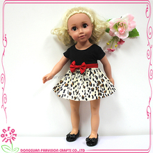 "18"" Inch Vinyl doll girls dress shoes accessories"