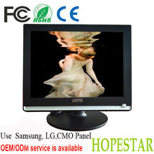 Cheap destop computer Lcd Monitors 17 Inch Lcd Monitor With VGA DVI HDMI Port