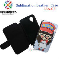 Sublimation Mobile Phone Leather Case for LG G5