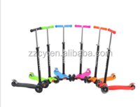 2015 new model good qualtity baby scooter multicolored factory wholesale