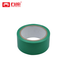 Chinese supplier green PVC floor marking tape for caution and warning