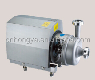 Sanitary Centrifugal Pump With ABB Motor