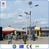 Energy saving DC power 30W-120W solar led street light and solar panel with battery