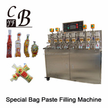 China factory provide retort pouches filling packing machine