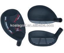Hybrid Golf Club,Luxurious Golf Hybrid with Black Plating,New Products