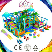 HSZ-K129 Children With Trade Assurance Children Soft PVC Commercial Indoor Playground equipment