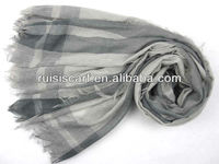 2012 New Design Lady's Polyester Scarf