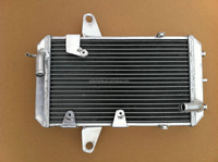 Motocross Bike Motorcycle Aluminum Radiator For ATV CAN-AM CAN-AM DS450 2008 2009 2010 2011 08 09 10 11 2011