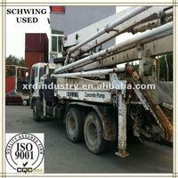 32m,34m,37m,42m Used Schwing Concrete Pump Truck