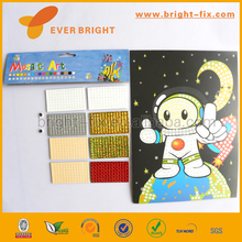 Wholesales DIY eva Mosaic Sticker For Kids, Educational Toy