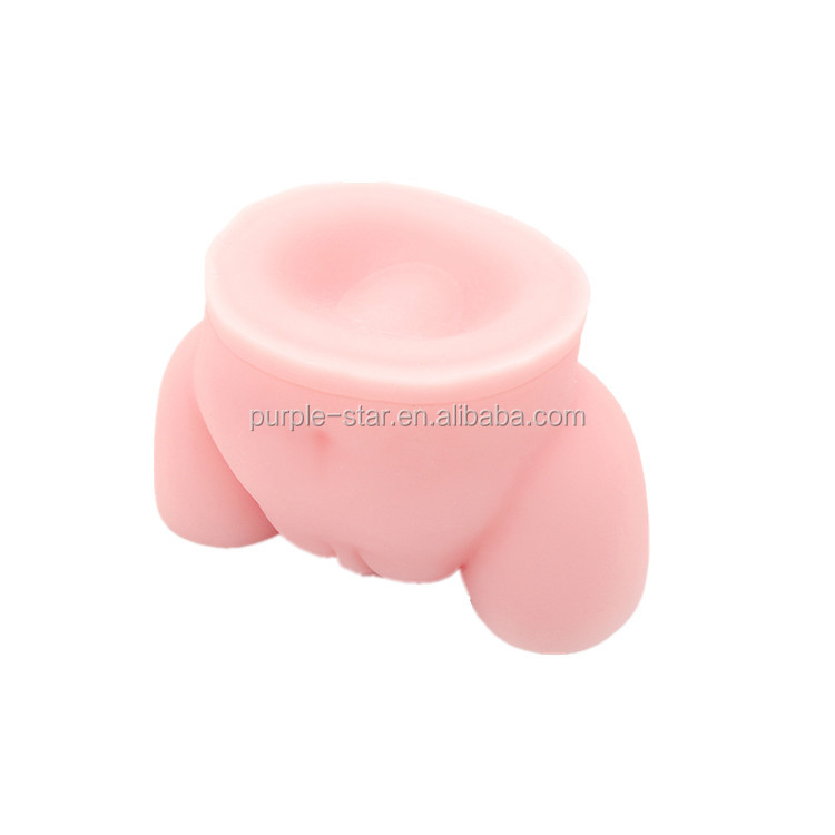 ass/ sex toys for men 3D Deautiful Solid silicone Pussy Vagina Doll japan big ass love doll