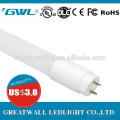 Hot sell 16W 18W 1200mm PC+ALU high quality t8 led tube light