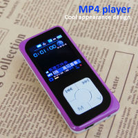 Cheap 4GB MP4 Player for gift promotion