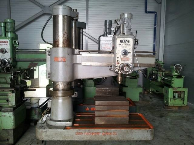 Used machinery, OOYA RE2-1300A