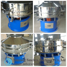 Starch/wheat flour Powder high quality electric Rotary vibro machine vibrating industrial flour sifter
