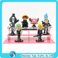 Stylish acrylic toy displays