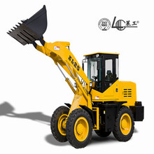 2.5t LaiGong ZL25 wheel loader, small wheel loader with CE, low price here