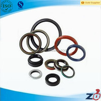 Rubber oil seals for machine or autocar