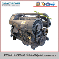 Deutz turbocharged inter cooled engine BF6L913C for irrigation system