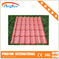 weathering resistance pvc sheet/temperature resistant/plastic corrugated roofing sheet
