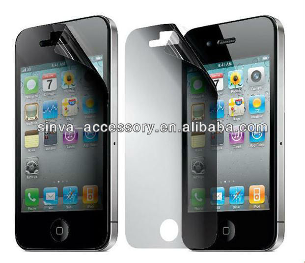 High grade 2 way privacy screen protector for Iphone 3G 3GS