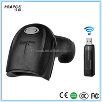 Supermarket mini barcode scanner HBA-2012 for android made in china