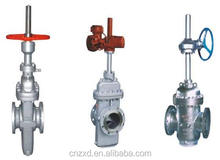 stainless steel Flanged gate valves flat plate gate valves