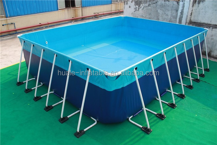 popular top quality above ground swimming pool set from factory,above ground swimming pool