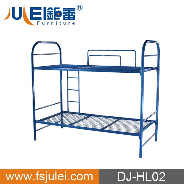 Strong Double Layer Military Army Wooden Bunk Bed