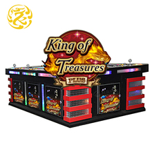Ocean King 3 Fish Machine Software Metal Cabinet Entertainment Equipment Table Gambling Machine