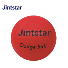 High quality inflatable custom rubber bouncy balls dodgeball balls with low price