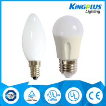 Professional manufacturer vintage edison UL cob dimmable filament led bulb ul listed