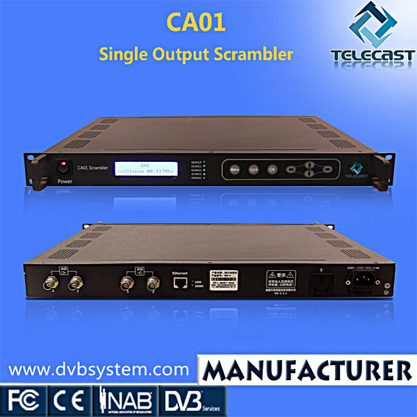 Best sale Single Output Frequency Scrambler