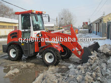 ZL15F mini tractor with front end loader