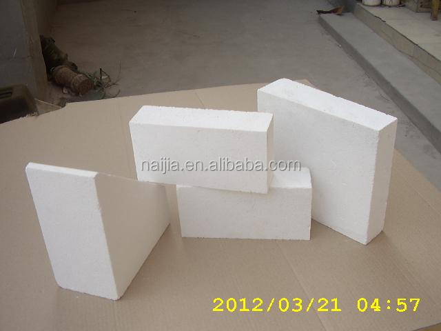 Light weight insulation fire brick