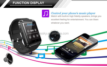 Wristwatch mp3 player mobile watch phone with video call USA watch market