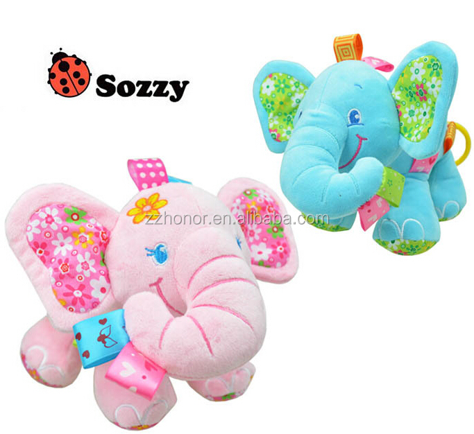 Sozzy nursing toy, sozzy elephant