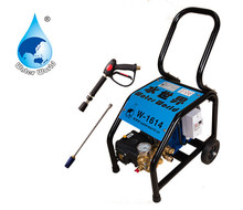 electric high pressure water pump with water jet cleaner