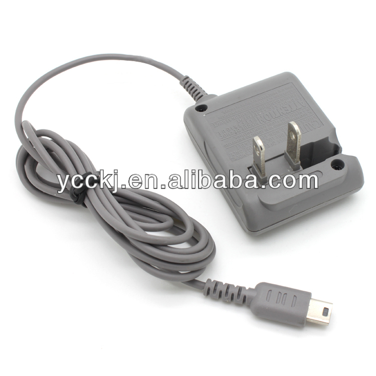 UK ac ac adaptor for NDSL accessories/ replacement parts for ndsl ac adapter with wholesale price and high quality