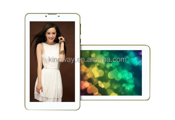 7inch cheapest one Quad Core A33 android tablet PC with Camera WiFi/Bluetooth