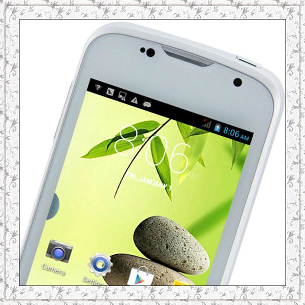 3.5'' TFT Screen Original Smartphone DOOGEE DG120 CoLLo 2 Android 4.2 MTK6572W Dual Core 3G GPS 256M RAM 512M ROM