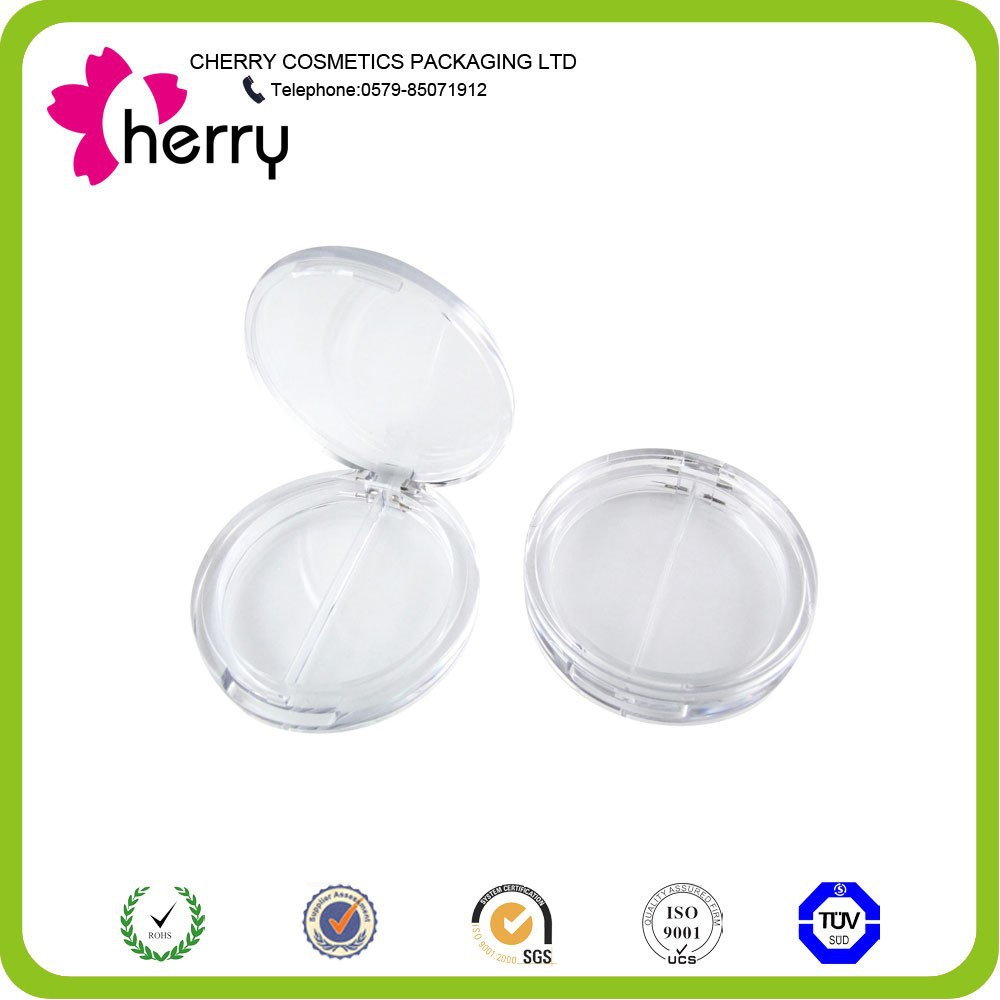 Manufacture empty magnetic cheap plastic containers