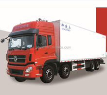 DONGFENG refrigerated truck body / refrigerator truck body box