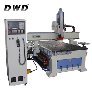 woodworking cnc router with Carousel auto tool changer