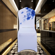 New Design High Quality Hotel Linen Supplies Wedding Spandex Chair Cover