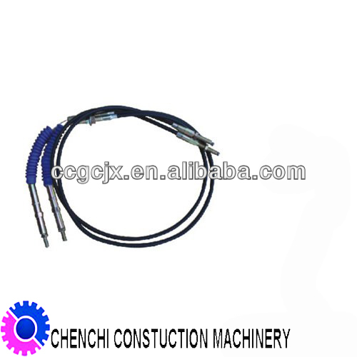 E320B excavator digger engine parts throttle cable accelerator cable