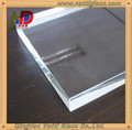3.2mm 4mm Ultra clear Low Iron Tempered Solar Glass Panel glass