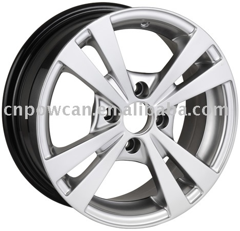 BK002 alloy wheel rim for a car