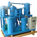 TYA-300 Large Working Capacity Vacuum Lubricant Oil Filtering Plant, Oil Treatment Machine
