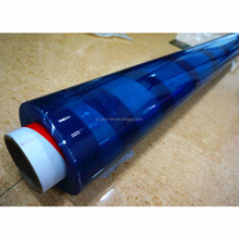 Soft plastic pvc roll super clear transparent film